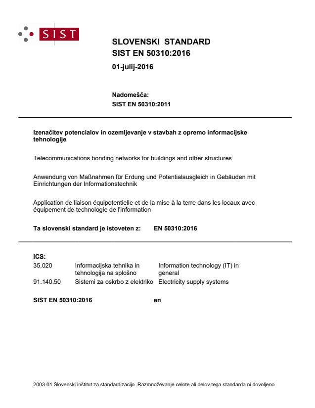 EN 50310:2016 - BARVE na PDf-str 25,39