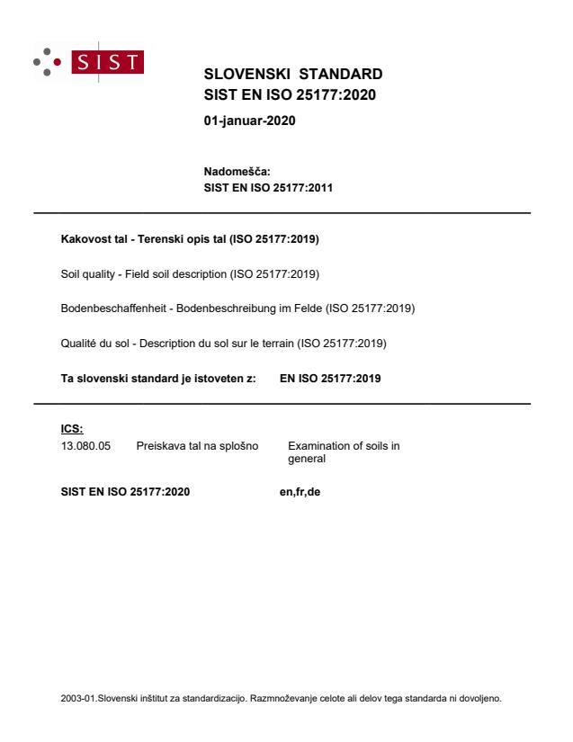 SIST EN ISO 25177:2020 - BARVE na PDF-str17
