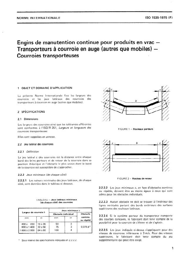 ISO 1535:1975