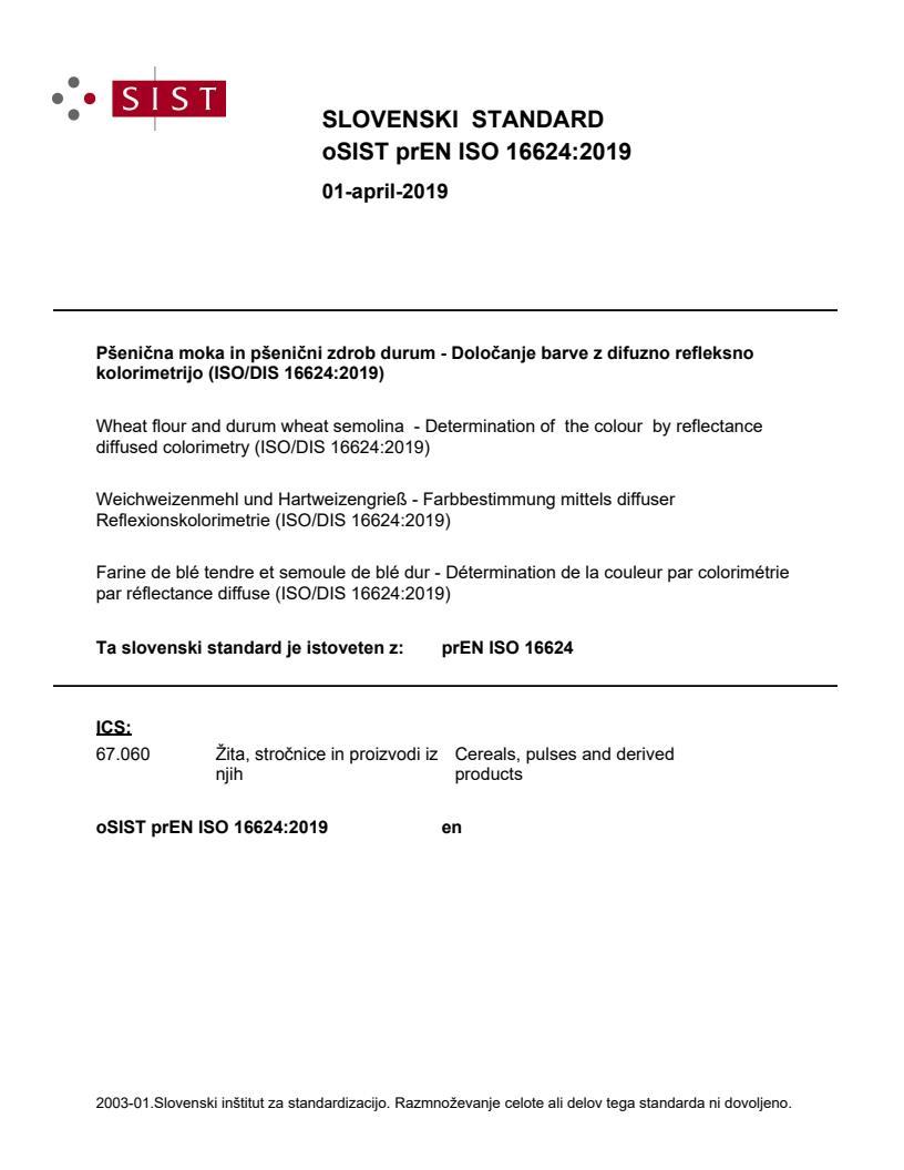 SIST EN ISO 16624:2020