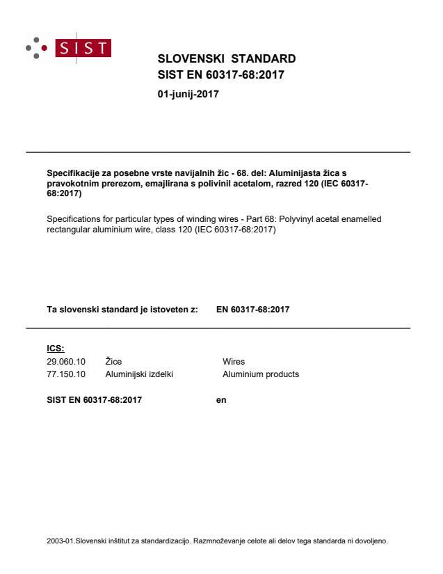 SIST EN 60317-68:2017