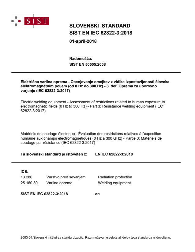 SIST EN IEC 62822-3:2018 - BARVE na PDF-str 27,28,36,37,43,44,45