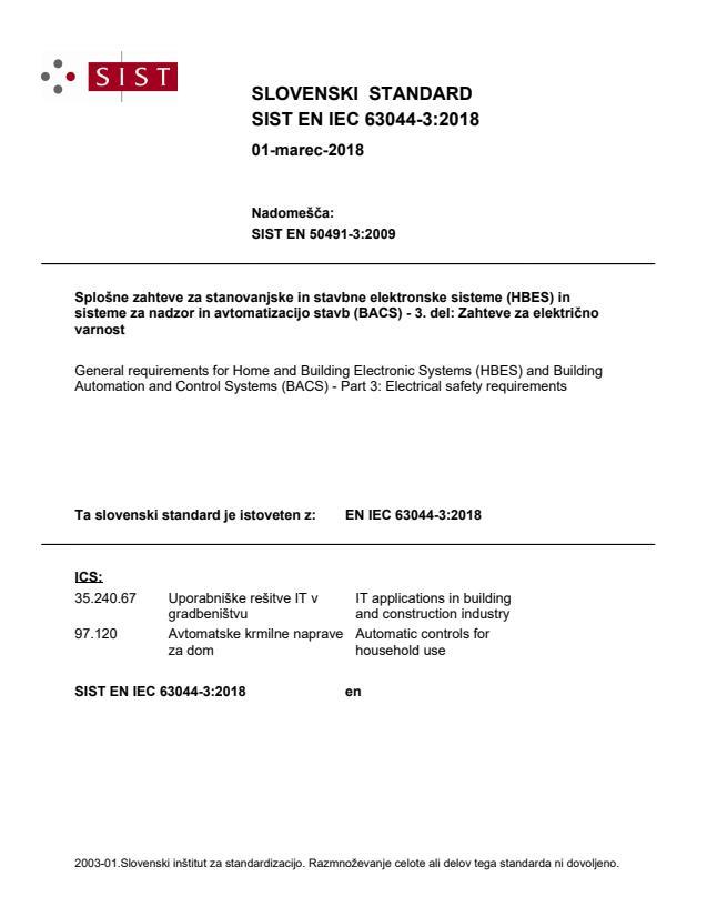 EN IEC 63044-3:2018