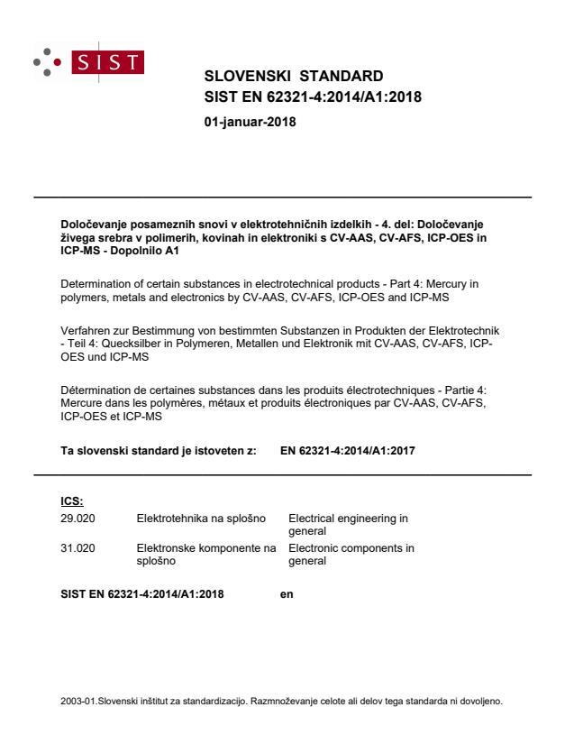 EN 62321-4:2014/A1:2018