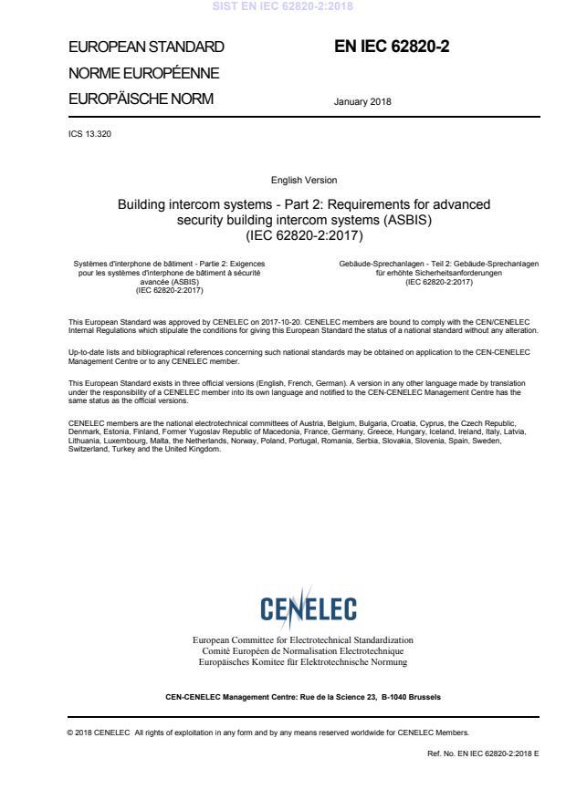 SIST EN IEC 62820-2:2018