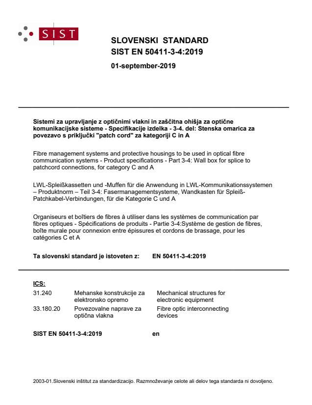 EN 50411-3-4:2019