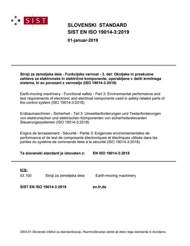 EN ISO 19014-3:2019
