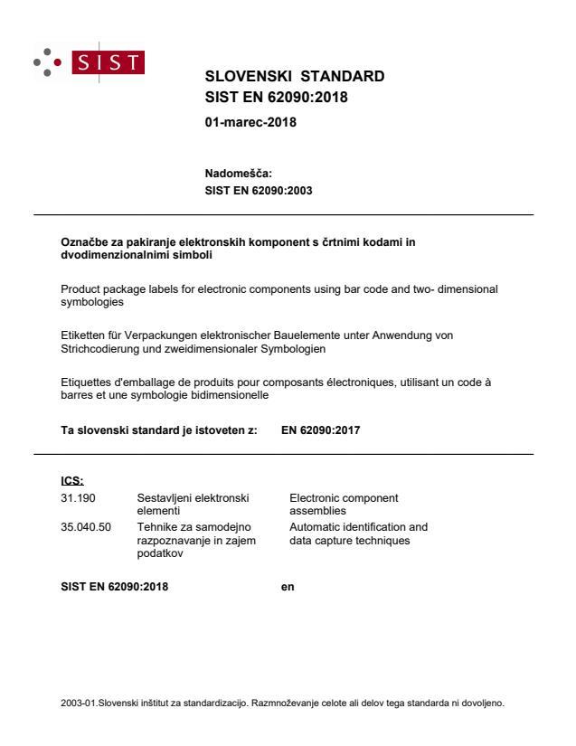 SIST EN 62090:2018 - BARVE na PDF-str 23,24,32,34,35