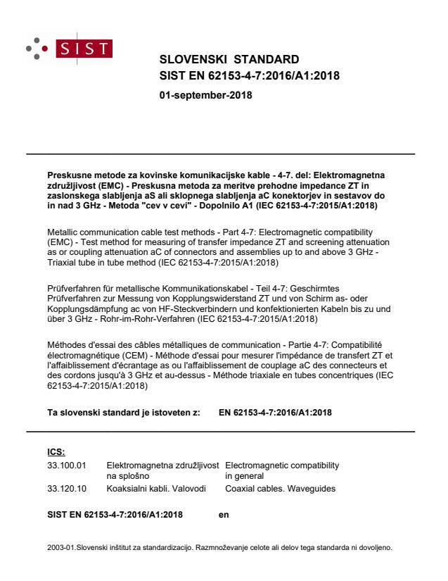 SIST EN 62153-4-7:2016/A1:2018 - BARVE na PDF-str 7,8