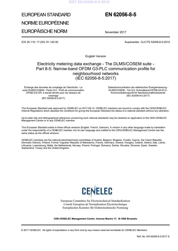 SIST EN 62056-8-5:2018 - BARVE na PDF-str 18,19,22,23,24