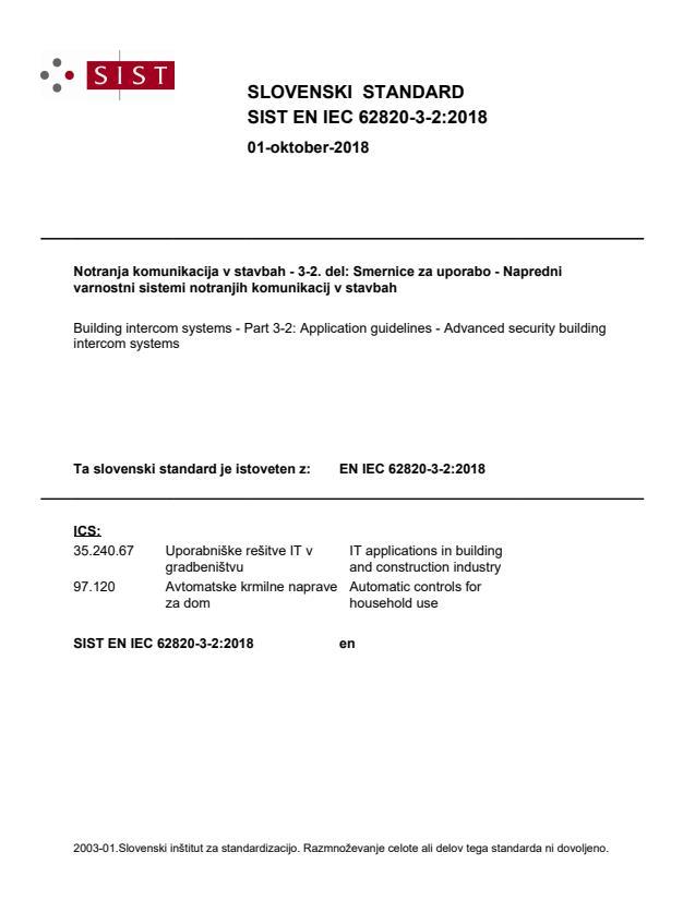 SIST EN IEC 62820-3-2:2018