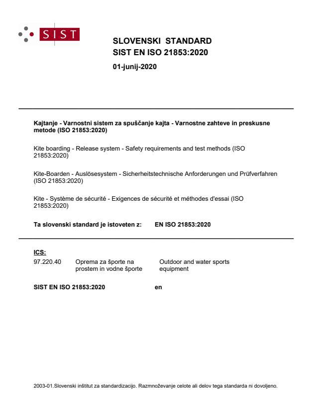 EN ISO 21853:2020