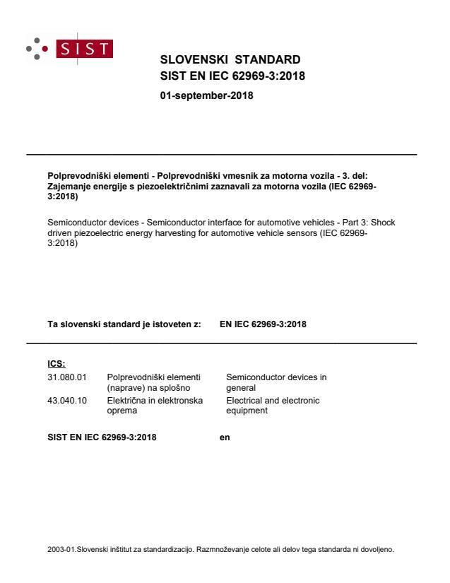 SIST EN IEC 62969-3:2018