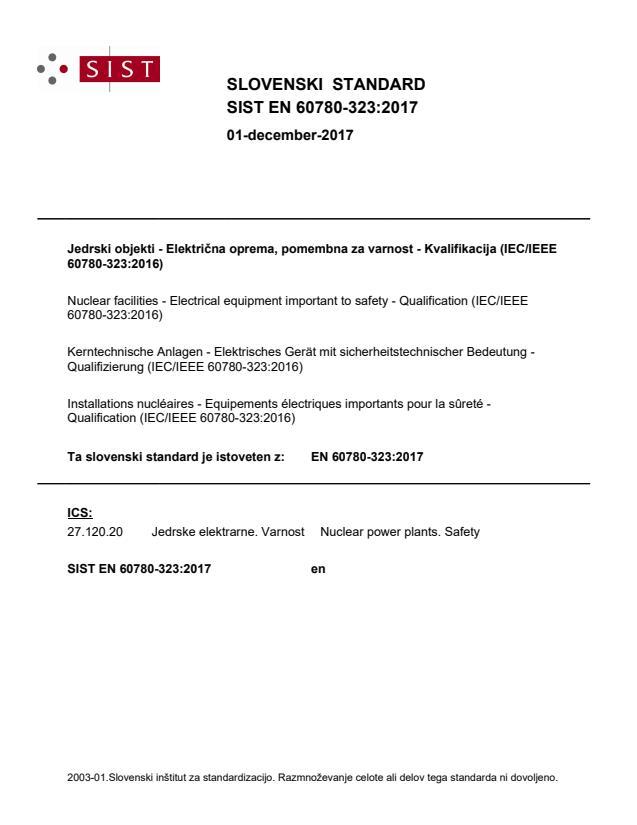 SIST EN 60780-323:2017