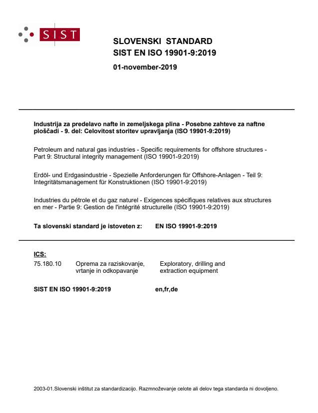 EN ISO 19901-9:2019 - BARVE na PDF-str 42,85,111,113