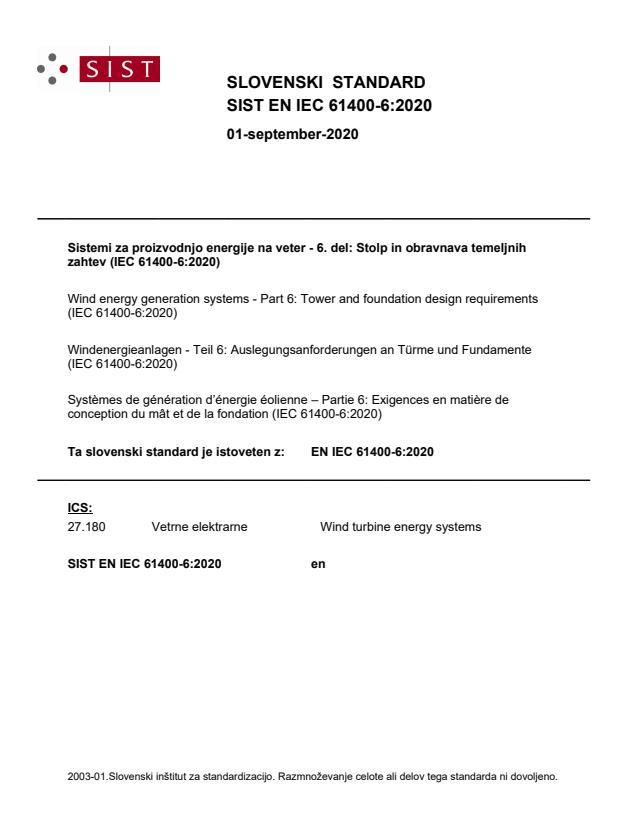 EN IEC 61400-6:2020 - BARVE na PDF-str 50,88,103,104,109,110,111,112,113,115,119