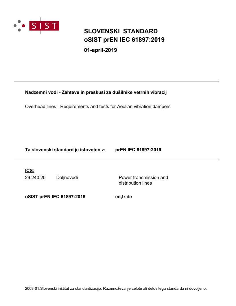 EN IEC 61897:2020