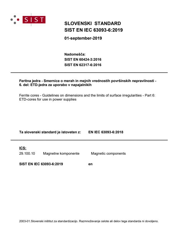 EN IEC 63093-6:2019