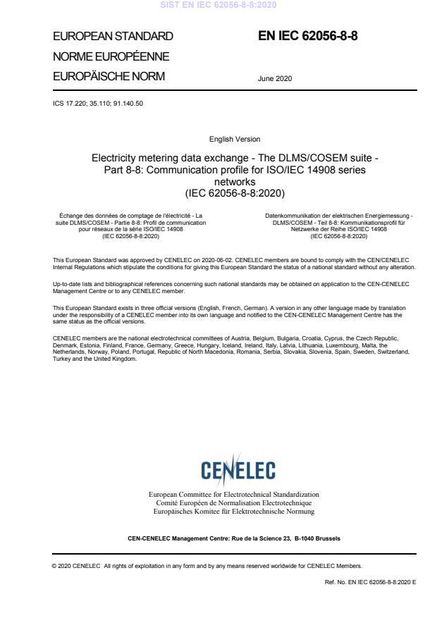 SIST EN IEC 62056-8-8:2020 - BARVE na PDF-str 20,34,62,63