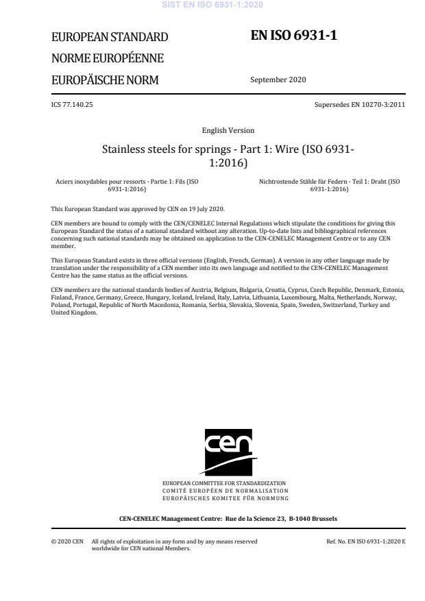 EN ISO 6931-1:2020