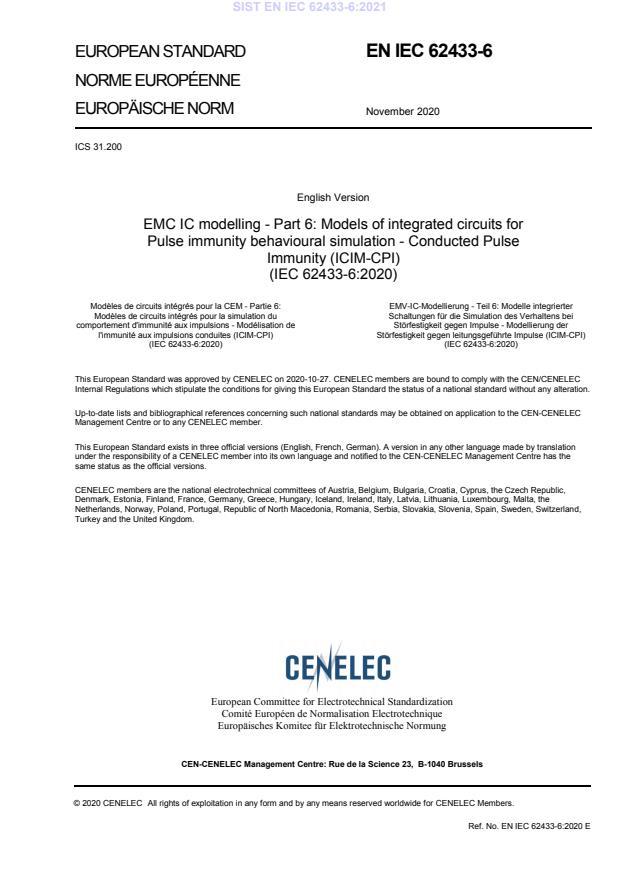 SIST EN IEC 62433-6:2021