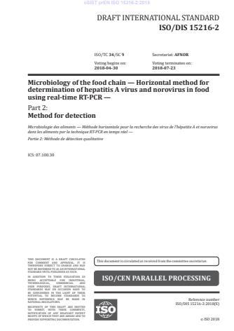 EN ISO 15216-2:2019