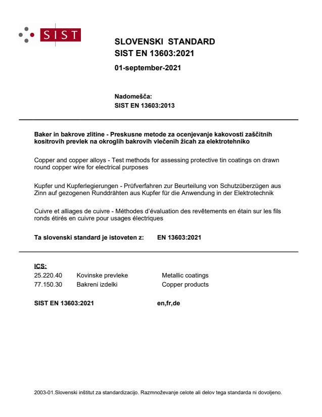 SIST EN 13603:2021 - BARVE na PDF-str 16,18,19
