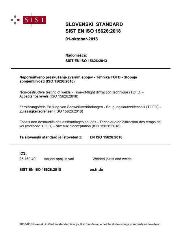 EN ISO 15626:2018