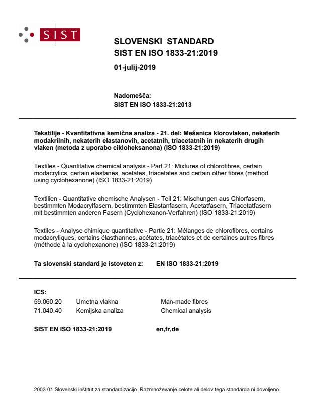 EN ISO 1833-21:2019