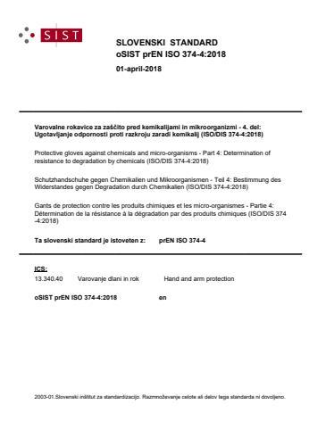 SIST EN ISO 374-4:2020