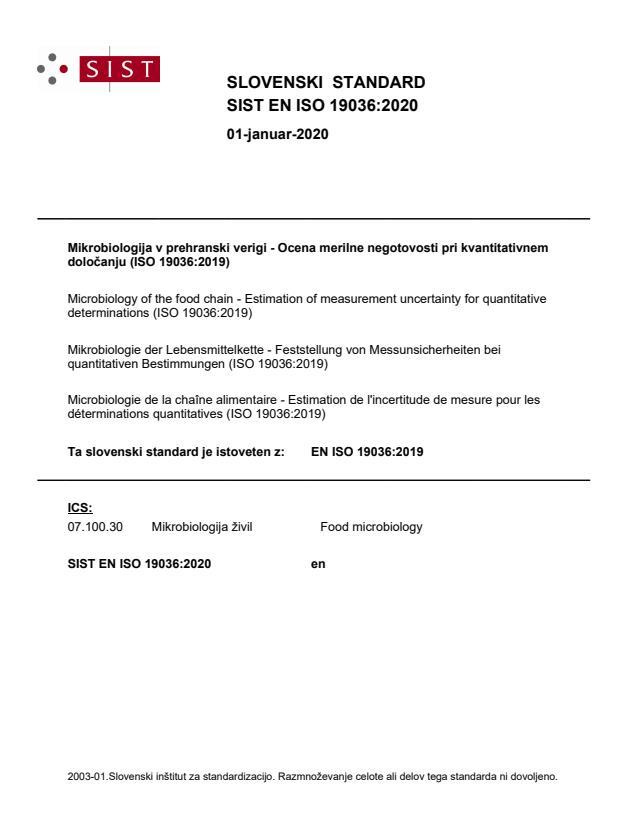 EN ISO 19036:2019