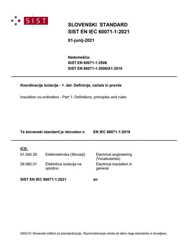 SIST EN IEC 60071-1:2021 - BARVE na PDF-str 23