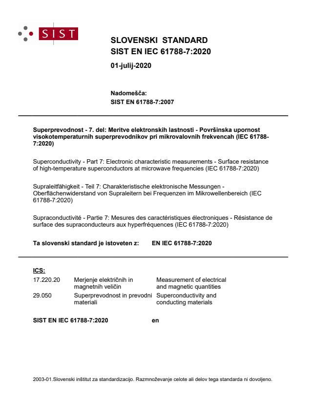 SIST EN IEC 61788-7:2020 - BARVE na PDF-str 33,34,35,36,38,41,45