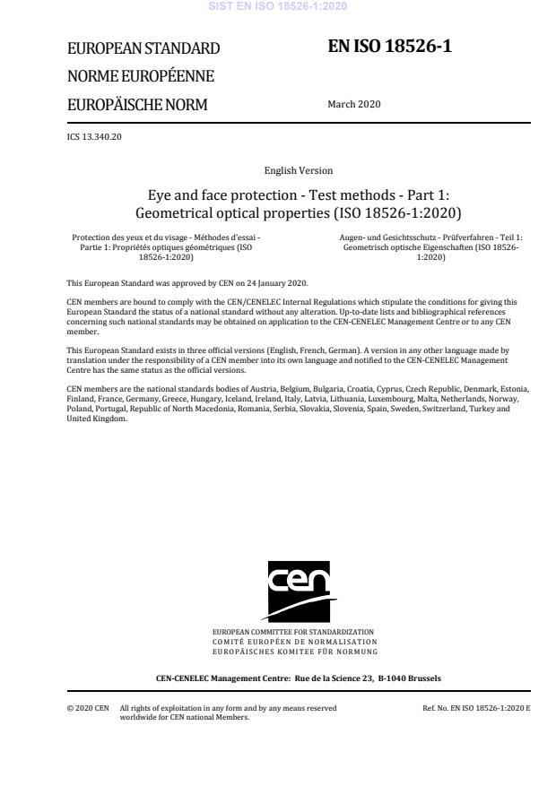 EN ISO 18526-1:2020