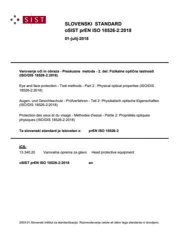 SIST EN ISO 18526-2:2020
