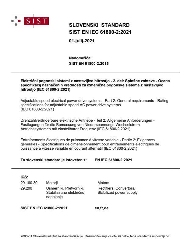 SIST EN IEC 61800-2:2021 - BARVE na PDF-str 70,73,74,76,121