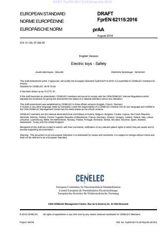 SIST EN IEC 62115:2020/A11:2020