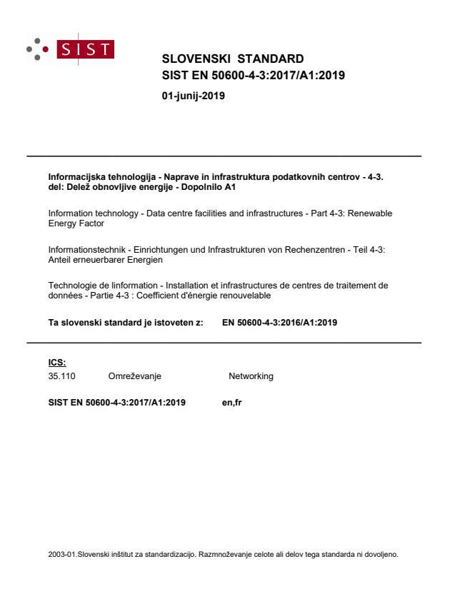 EN 50600-4-3:2017/A1:2019 - BARVE na PDF-str 7