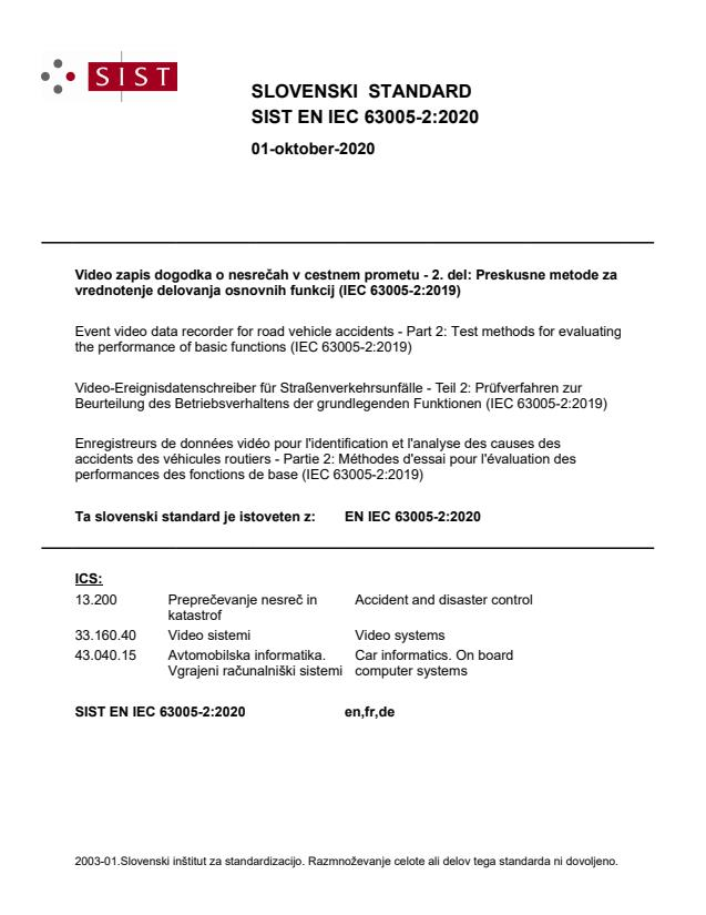 EN IEC 63005-2:2020
