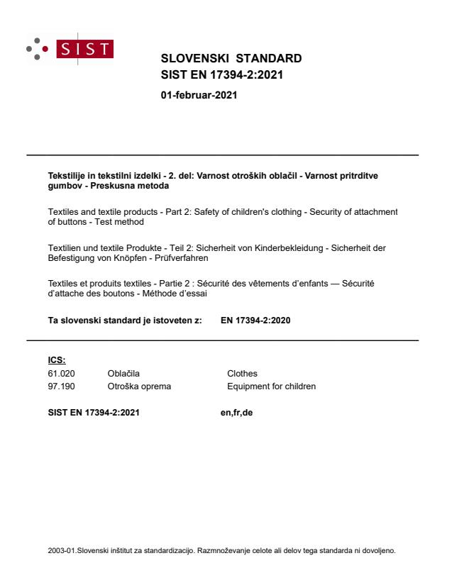 EN 17394-2:2021 - BARVE na PDF-str 19