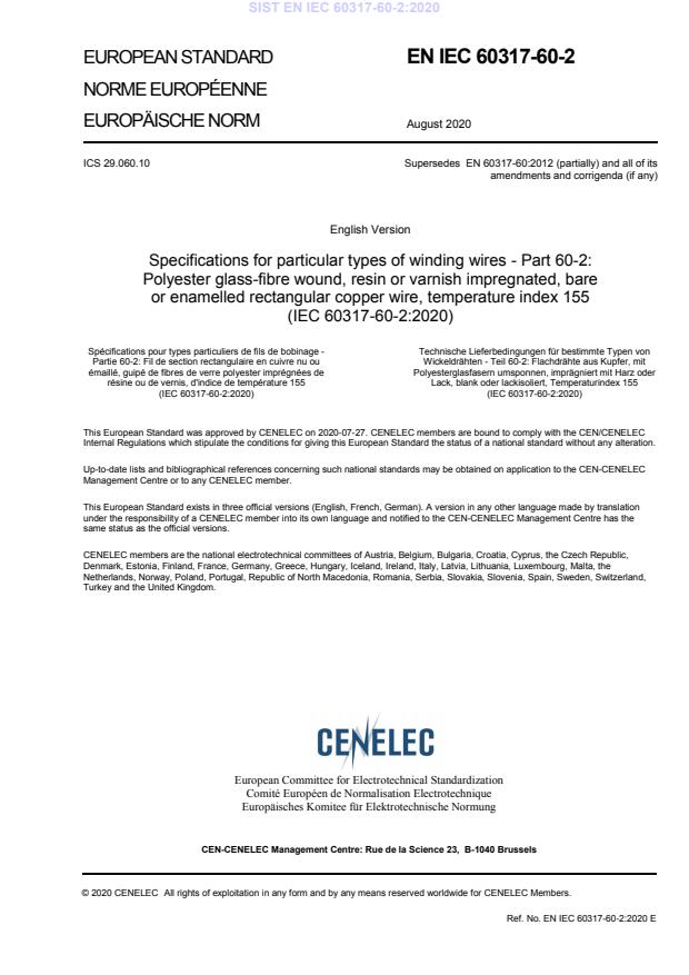 SIST EN IEC 60317-60-2:2020