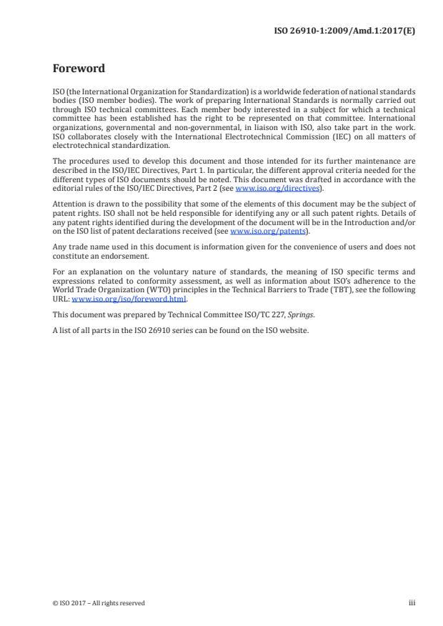 ISO 26910-1:2009/Amd 1:2017