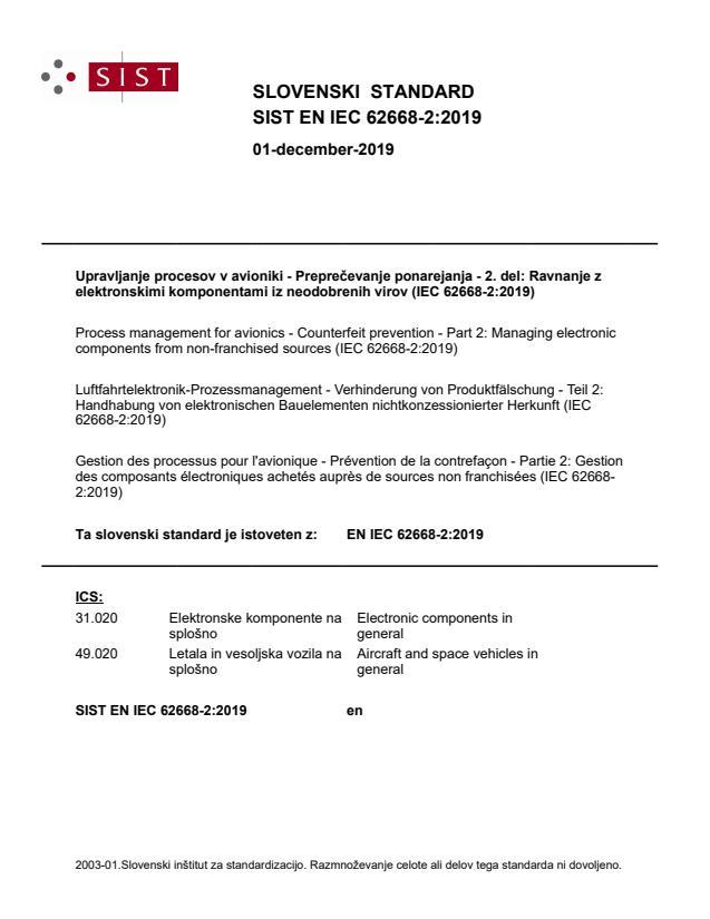SIST EN IEC 62668-2:2019