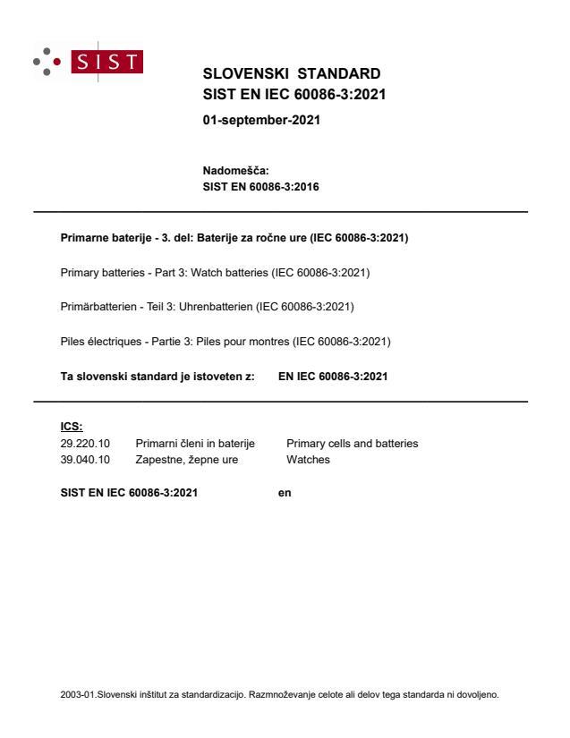 SIST EN IEC 60086-3:2021 - Vodni pretisk prestavljen na PDF-str 15,16
