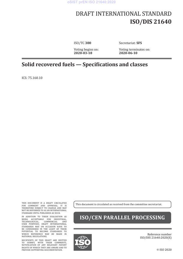 oSIST prEN ISO 21640:2020 - BARVE na PDF-str 7,26,28