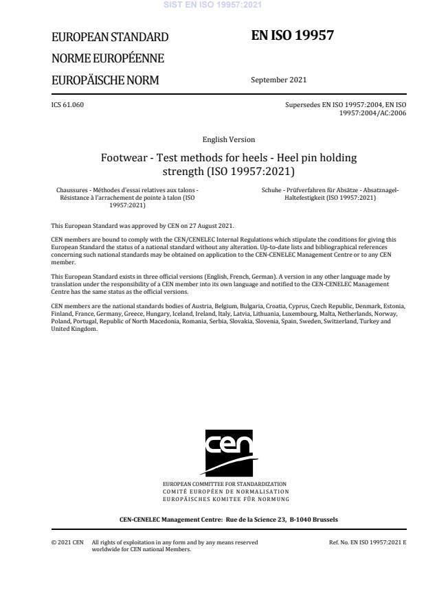 SIST EN ISO 19957:2021