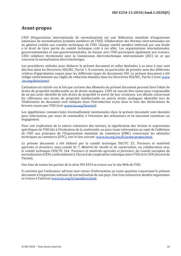 ISO 4254-11:2010/Amd 1:2020