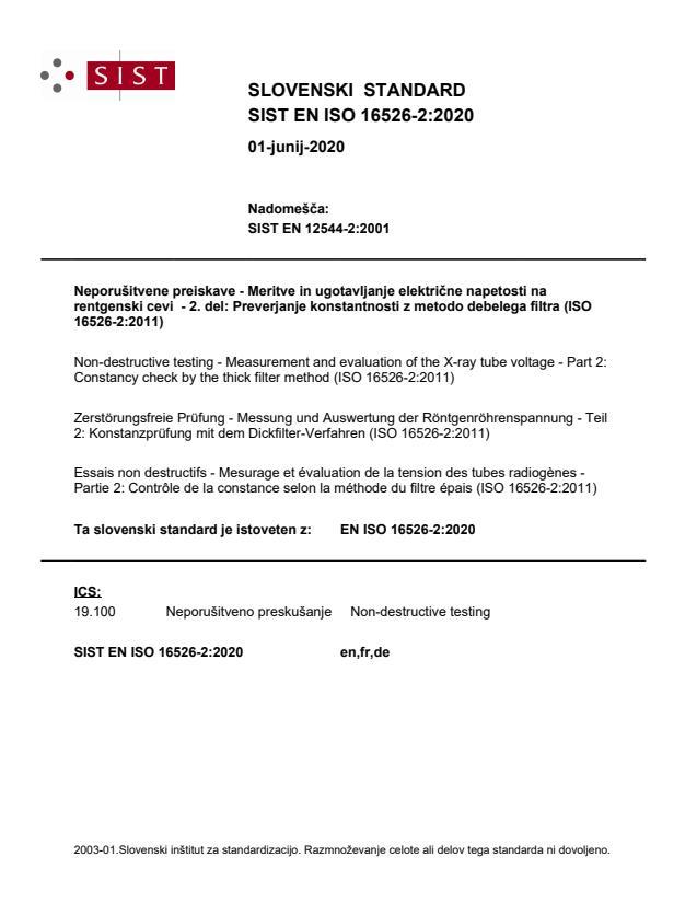 SIST EN ISO 16526-2:2020