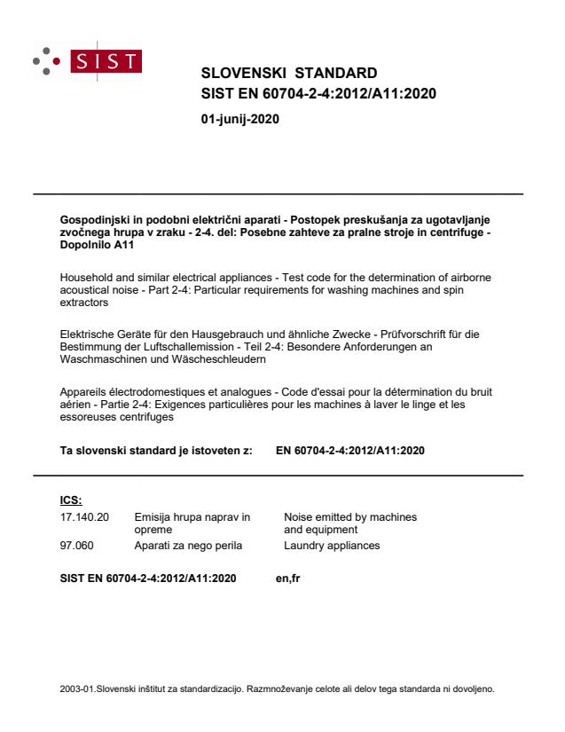 EN 60704-2-4:2012/A11:2020