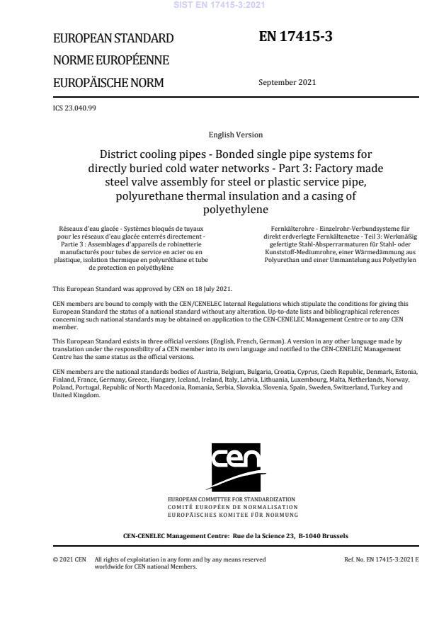 SIST EN 17415-3:2021 - BARVE na PDF-str 14